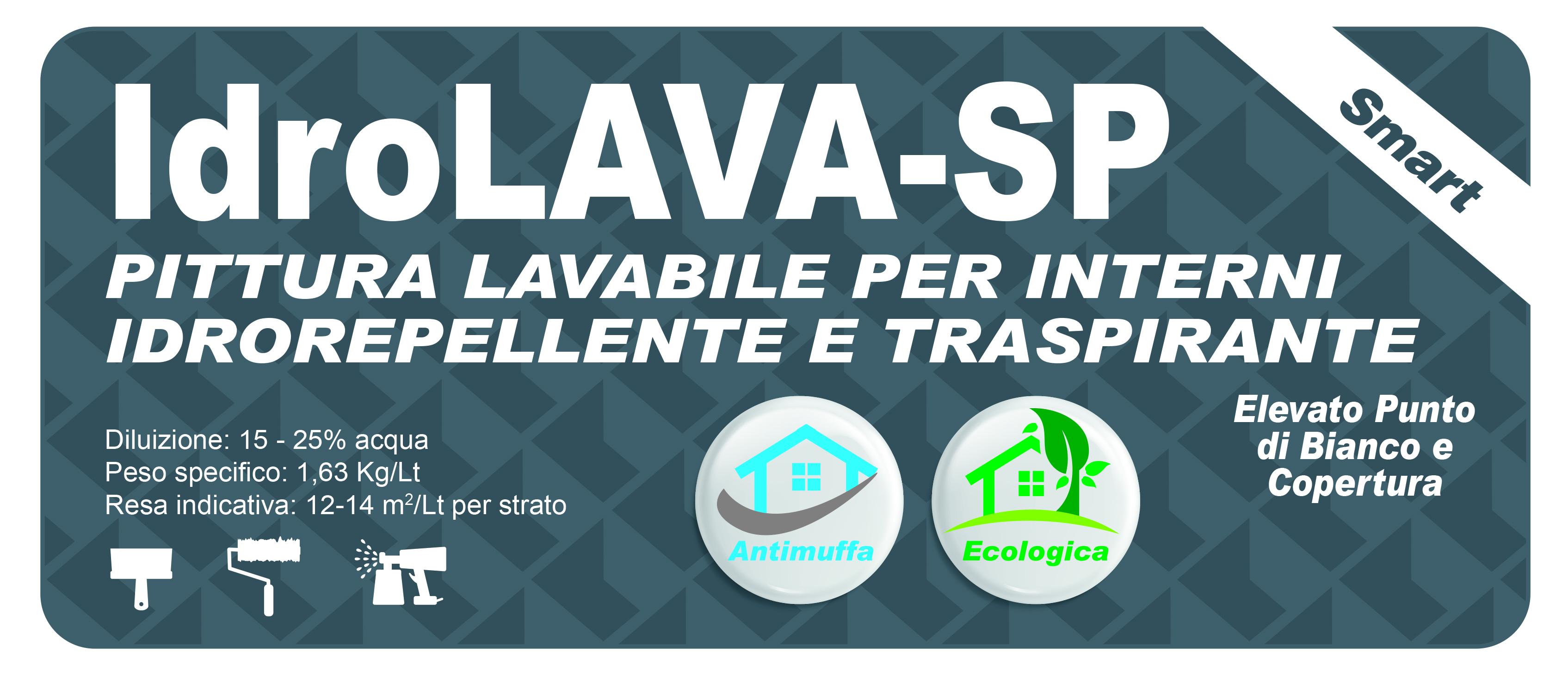 LAVABILE INT. SMART - IdroLAVA-SP 2,5 LT