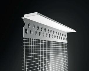 PROFILO IN PVC CON RETE PER SERRANDE (Conf 65 mt)