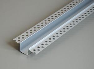 PROFILO IN PVC PER FUGHE MM 20 (Conf 60 mt)