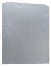 SCHIENALE ZINCATO GAS PER CASSETTA CM 60X50