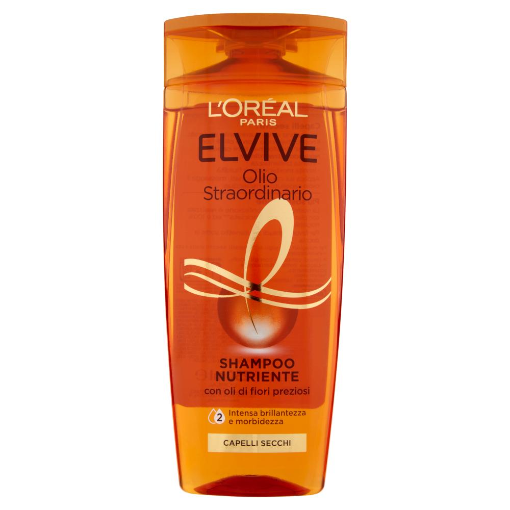 ELVIVE Shampoo Olio Straordinario nutriente 400 ml