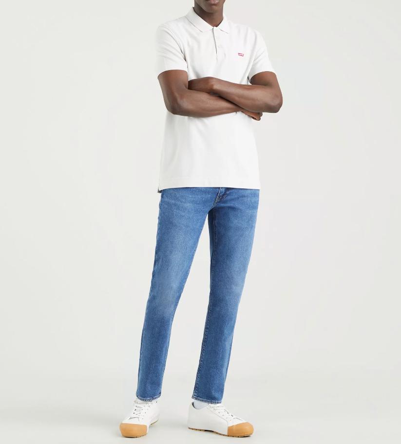 Jeans uomo LEVI'S 511 SLIM CORFU HOW BLUE ADV