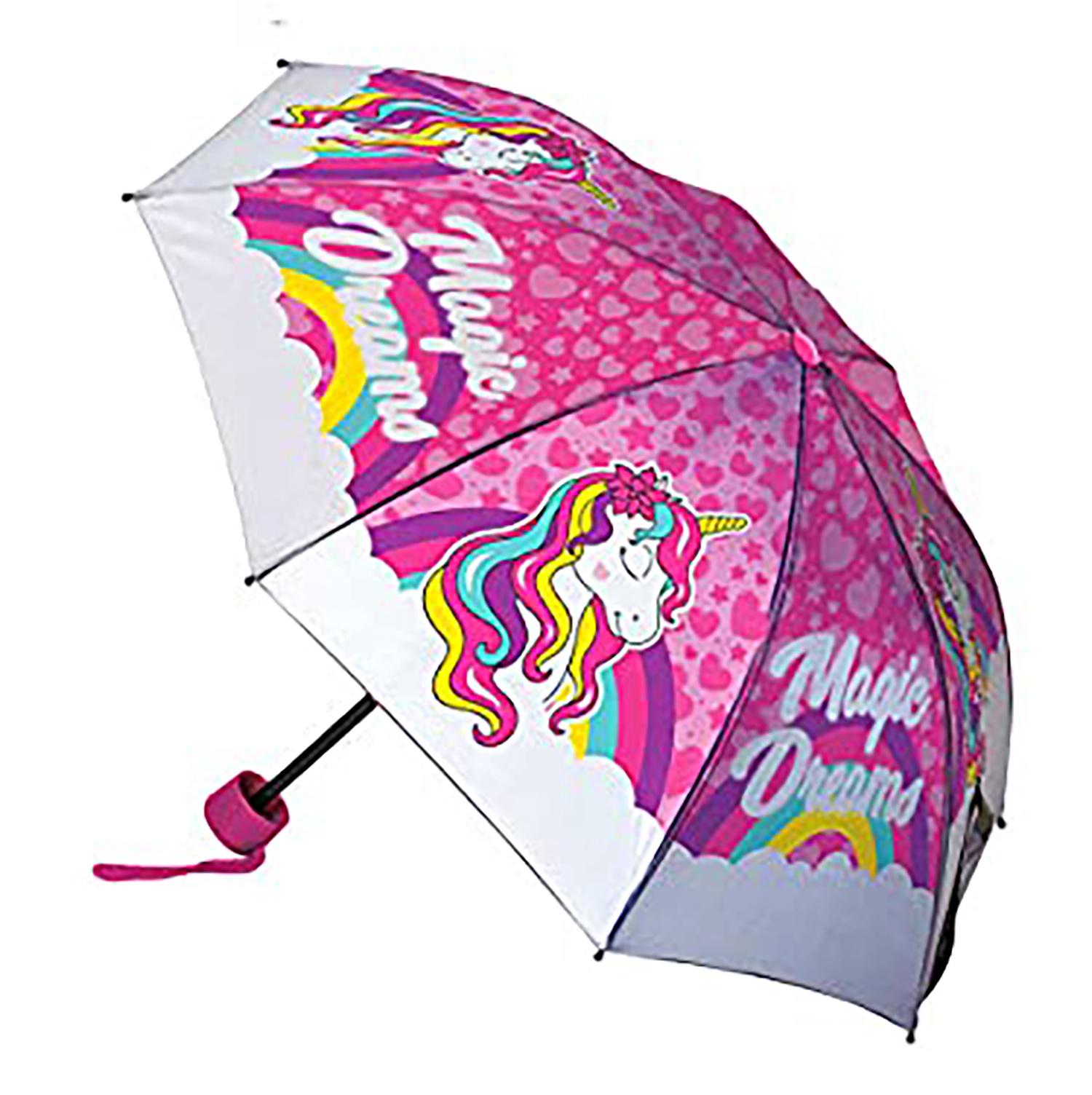 Ombrello Unicorno 52/8 ripiegabile