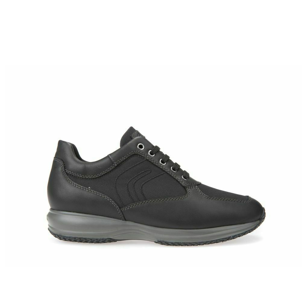 Geox U Happy A sneakers Black