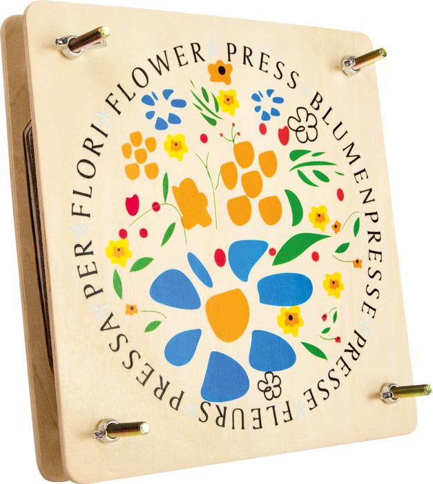 Pressa per fiori