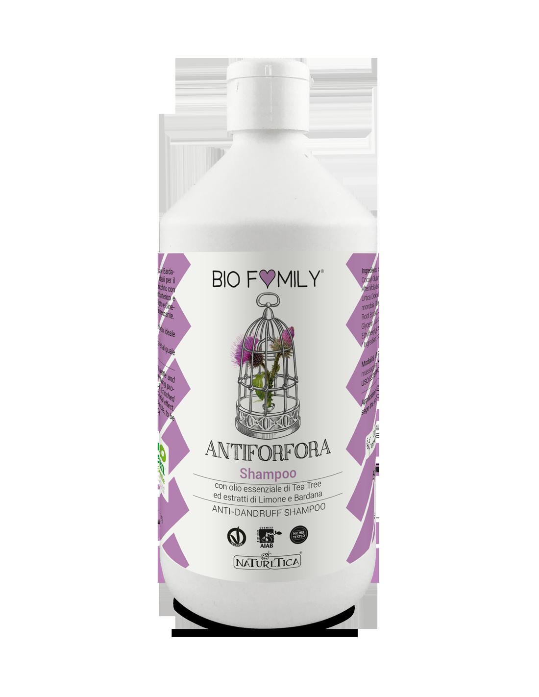 BioFamily Shampoo Antiforfora