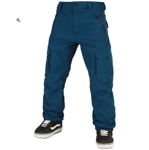 Pantaloni Snowboard Volcom Stone Gore-Tex Pant Blue
