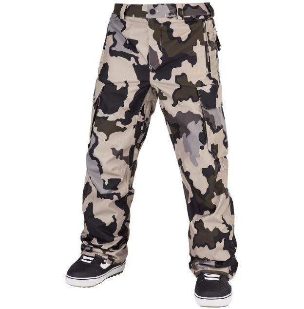 Pantaloni Snowboard Volcom Hunter Pant Camo