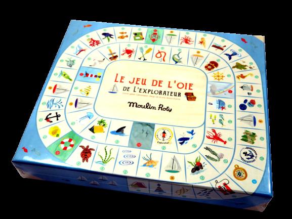 Il gioco dell'oca di Moulin Roty