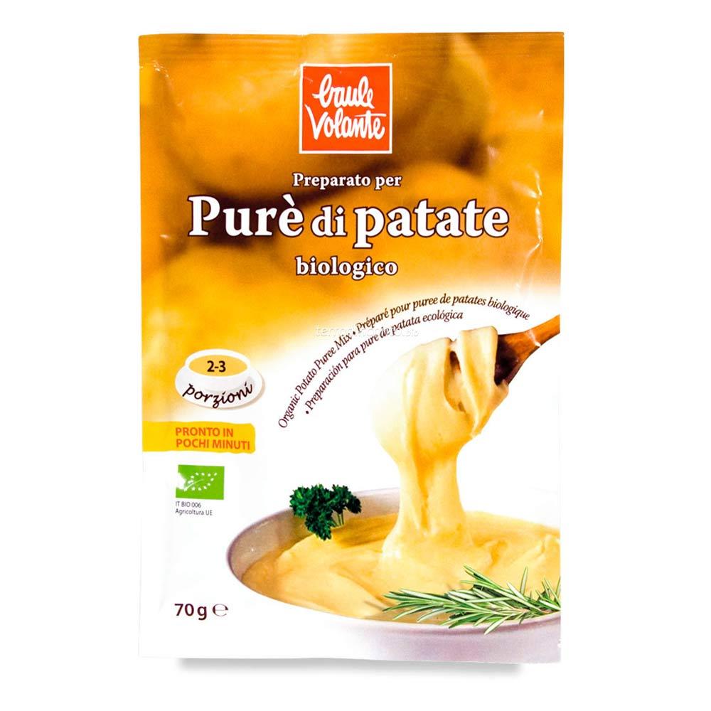 Preparato per purè di patate Baule volante