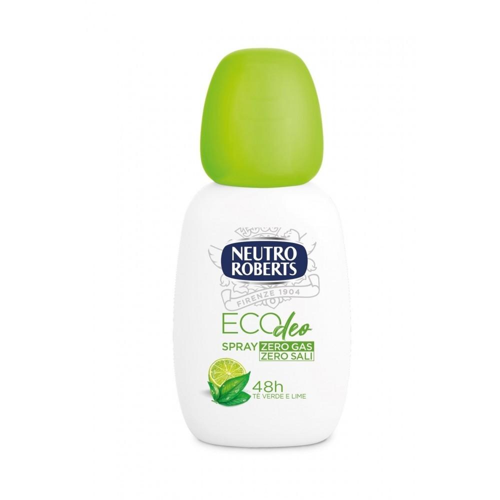 NEUTRO ROBERTS fresco al tè verde e lime Deodorante Vapo 75ml