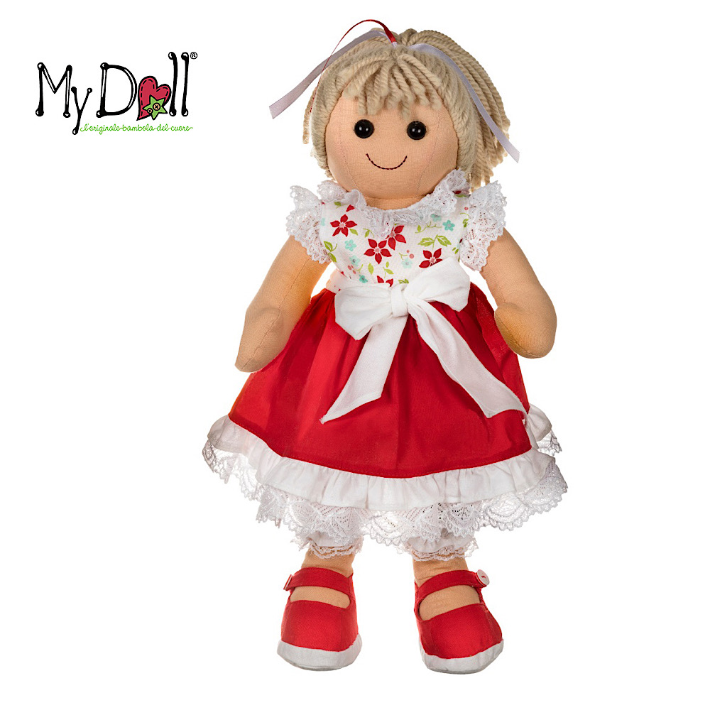 Bambola Alessandra My Doll 42 cm