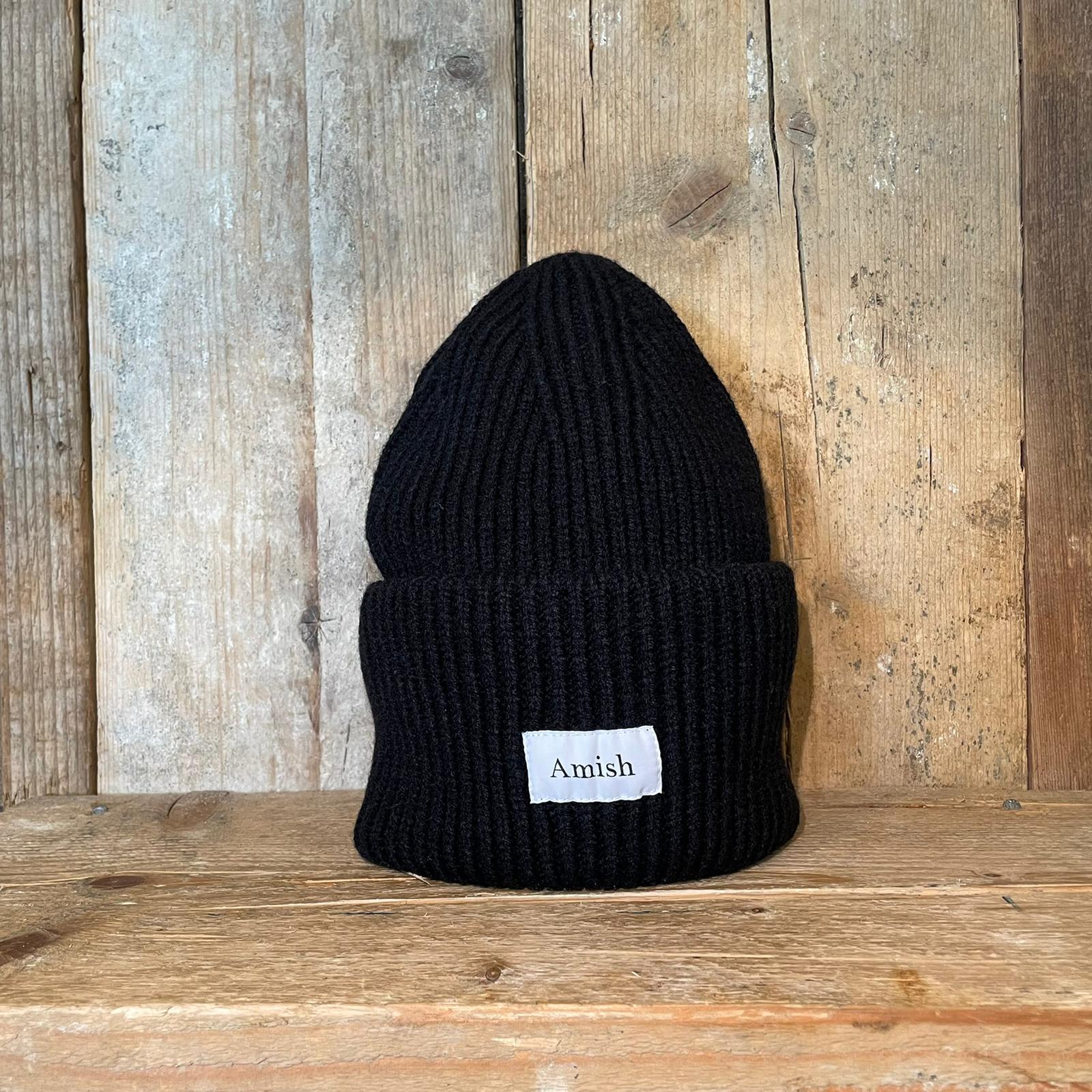 Berretta Amish Supplies Wool Blend Nero