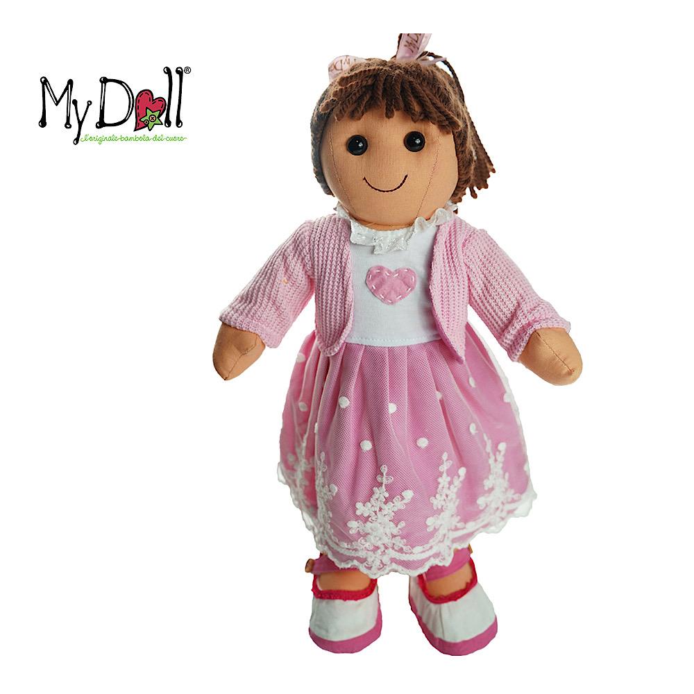 Bambola Mila My Doll 42 cm