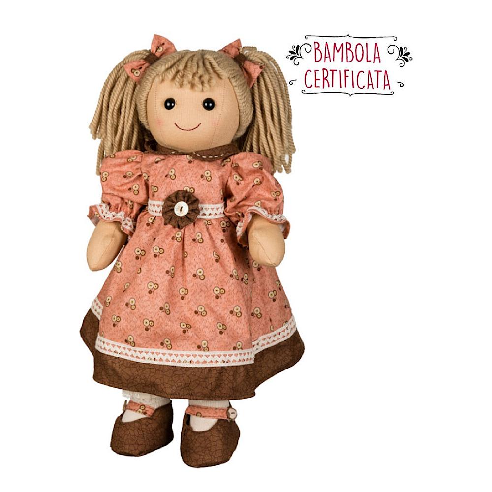Bambola Aurora My Doll 42 cm
