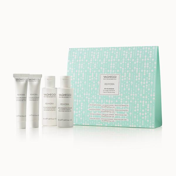 Rehydra Kit beauty routine viso idratante