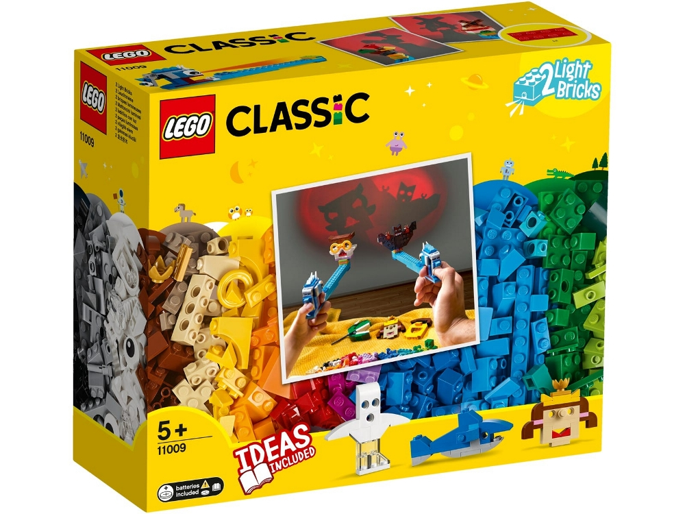 LEGO CLASSIC MATTONCINI E LUCI 11009