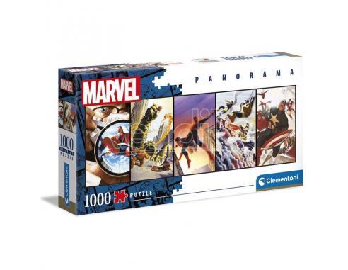 Marvel 80 Panorama Puzzle 1000 Pezzi Clementoni
