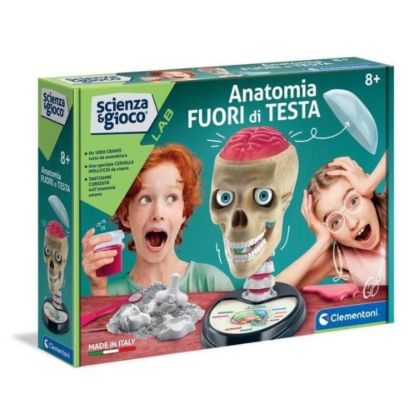 Anatomia fuori di testa Clementoni