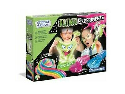 CLEMENTONI Slime Experiments