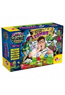 Lisciani Giochi Crazy Science Il Laboratorio Del Dottor Zombie