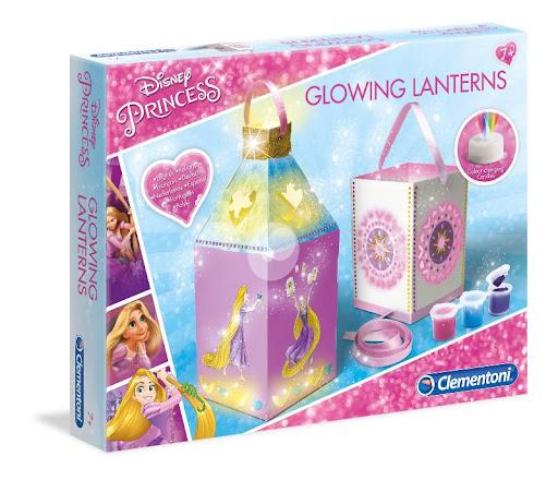 kit creativo Lanterne Luminose Principesse Disney
