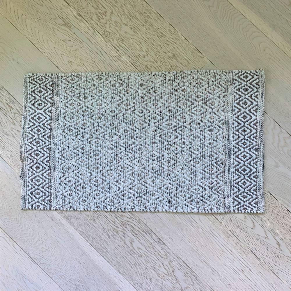 Tappeto sciame grigio 50 x 180