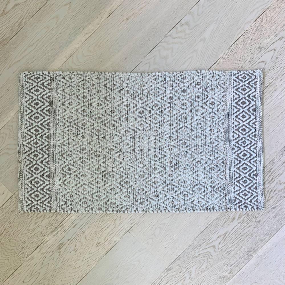 Tappeto sciame tortora 50 x 180