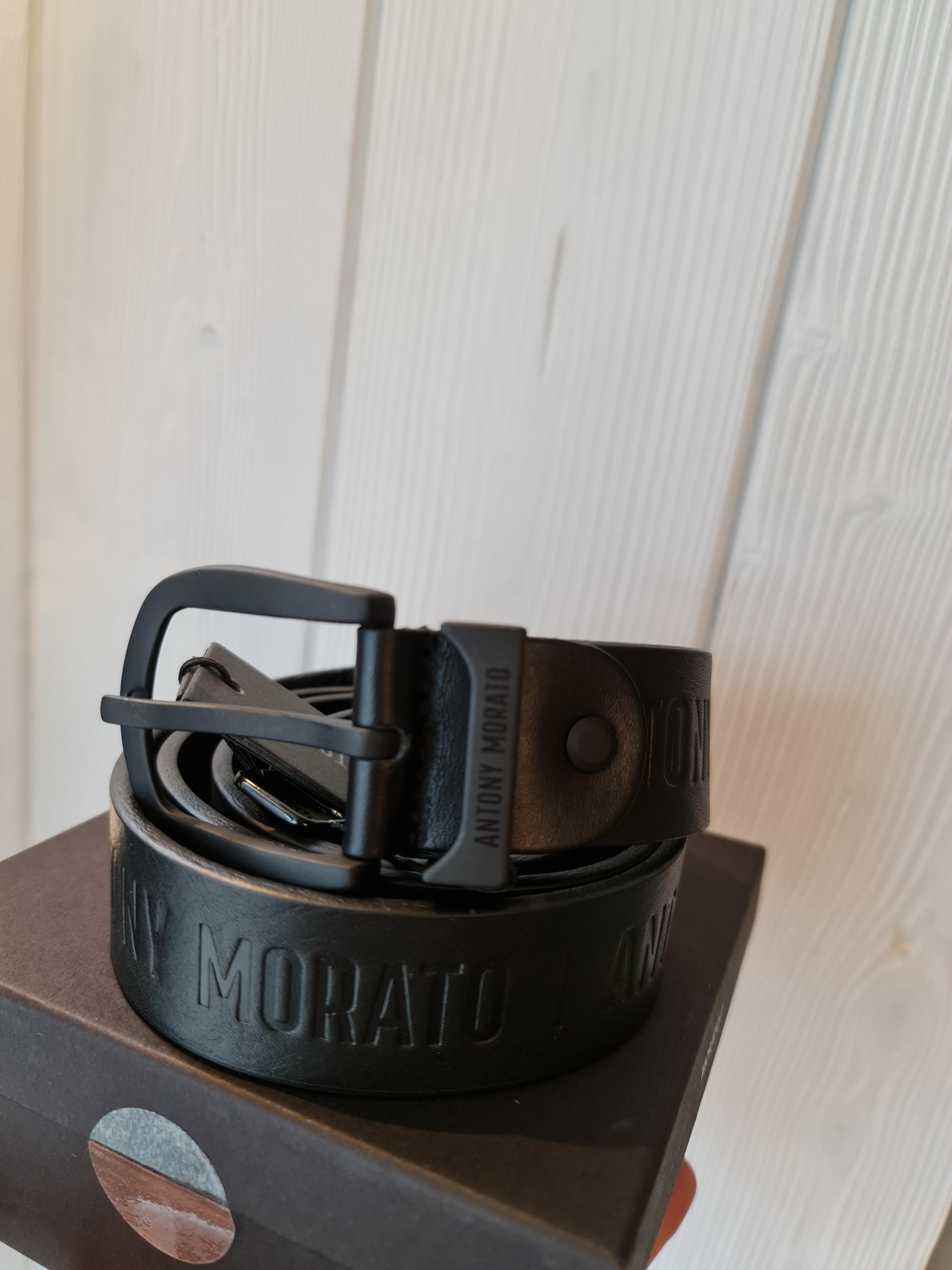 Cintura nera legata