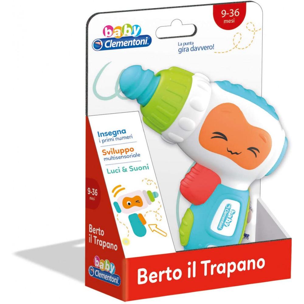 Berto Il Trapano Clementoni