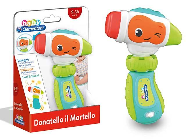 Donatello Il Martello Clementoni