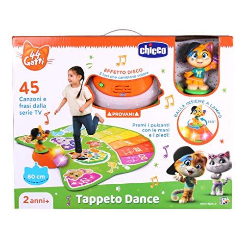 TAPPETO DANCE 44 GATTI