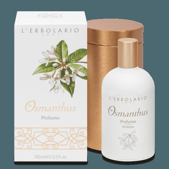 Osmanthus Profumo con Scatola dorata - Ed. Lim 100 ml