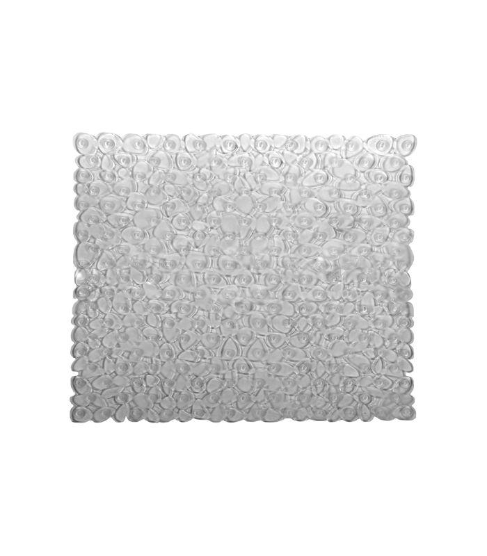 Tappeto Antiscivolo Doccia 54X54 cm Trasparente MAURER