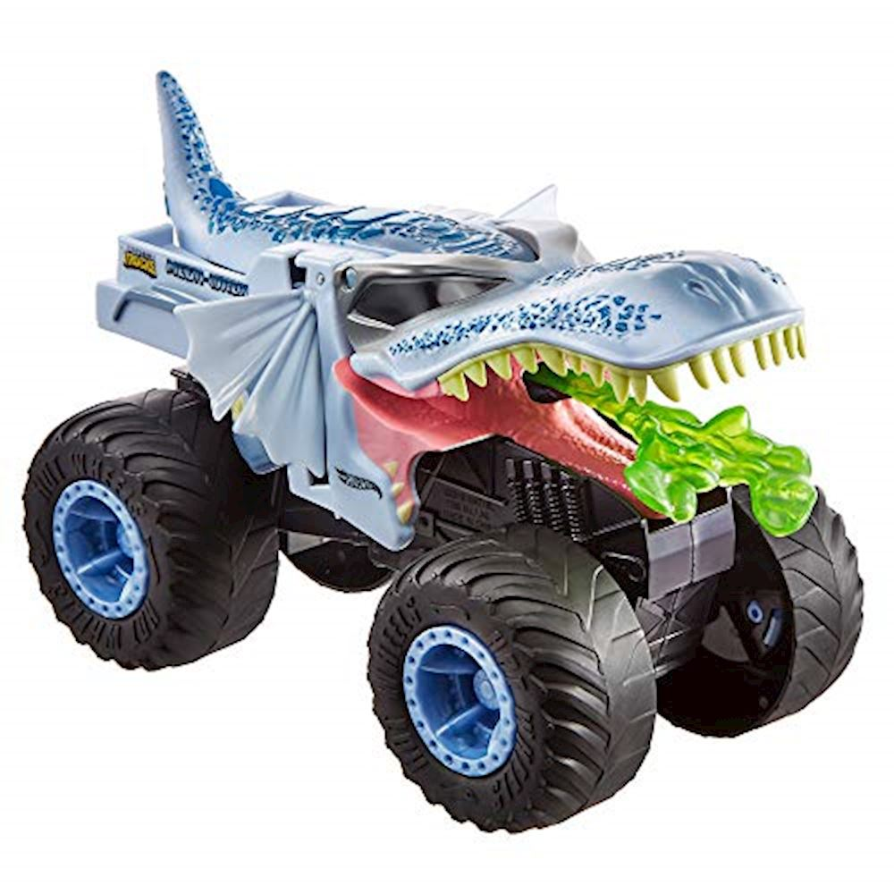 Hot Wheels - Monster Trucks Macchinina