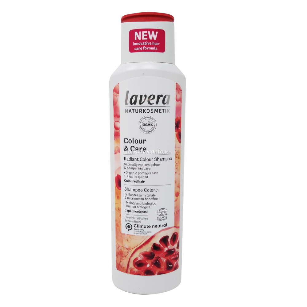 Shampoo colour & care  Lavera