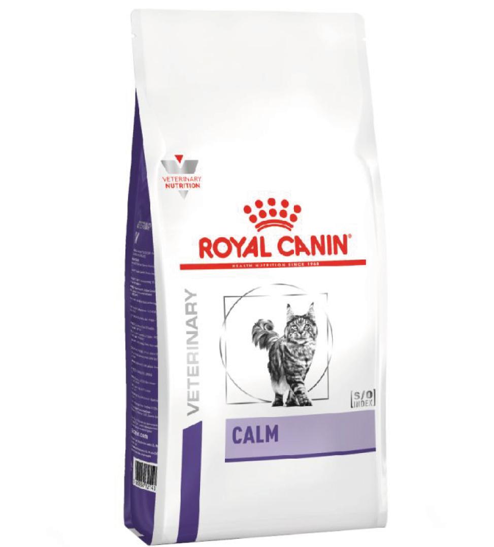 Royal Canin - Veterinary Diet Feline - Calm - 2 kg