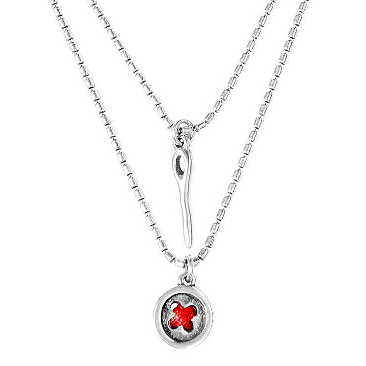 UNOde50 Collana Lady in Red