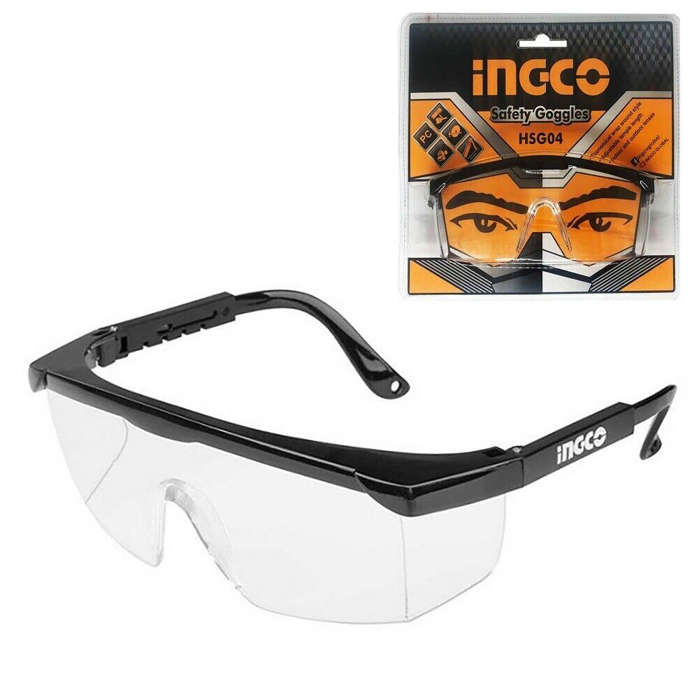 Occhiali di Protezione Regolabili INGCO