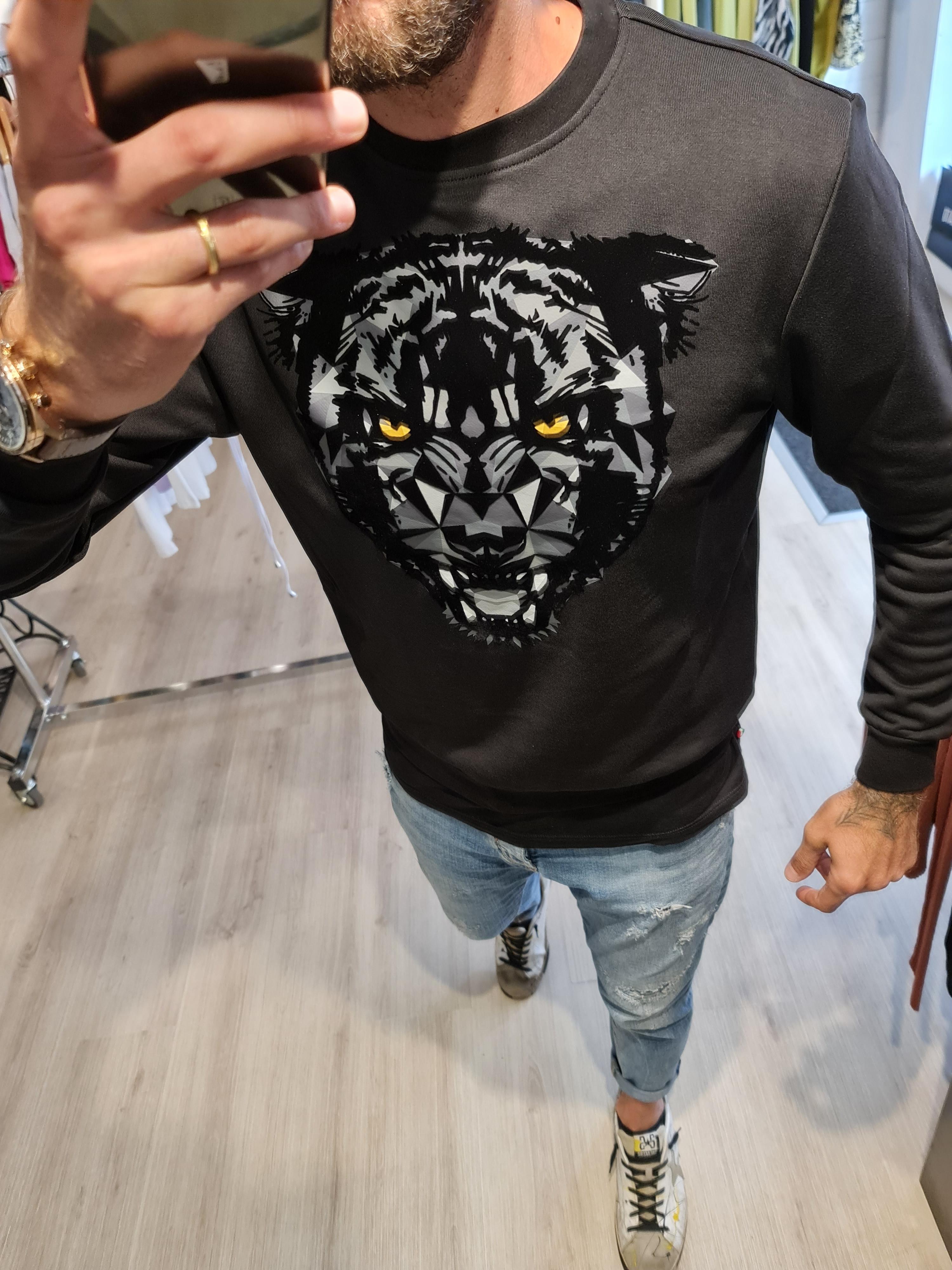 Felpa tiger