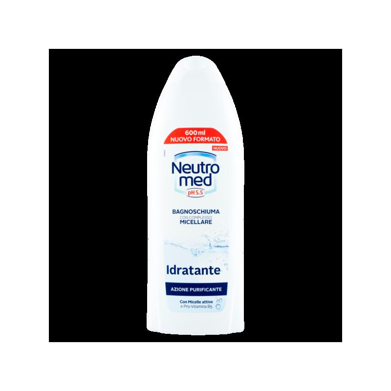 NEUTROMED Bagno schiuma Idratante 750 ml