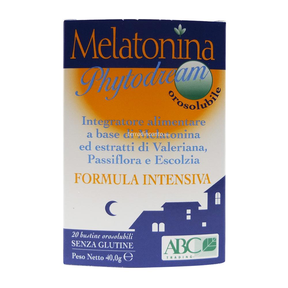 Melatonina Orosolubile Phytodream Abc Trading