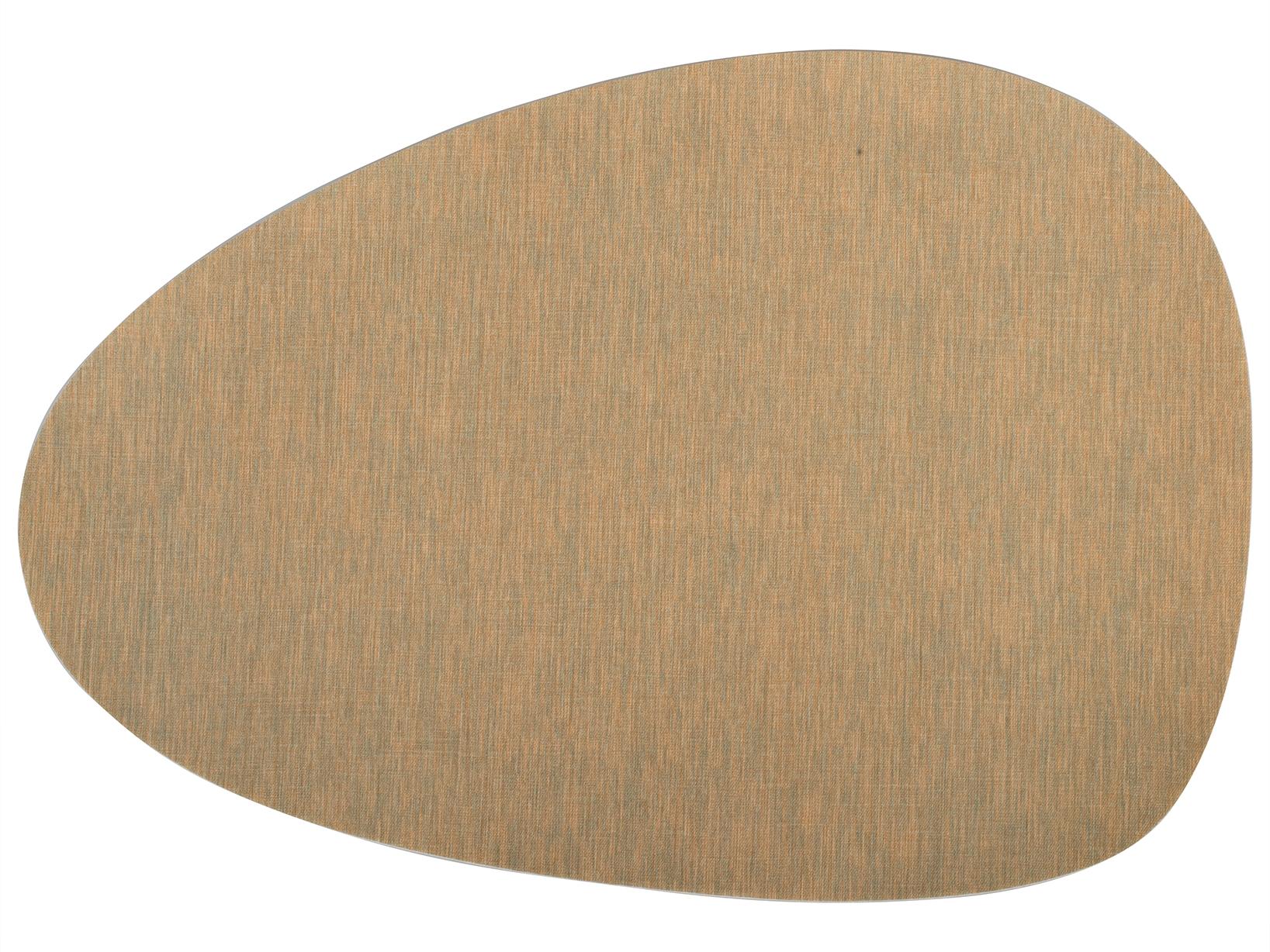 Tovaglia Antim Pol Menhir 30x43 Fab Beig