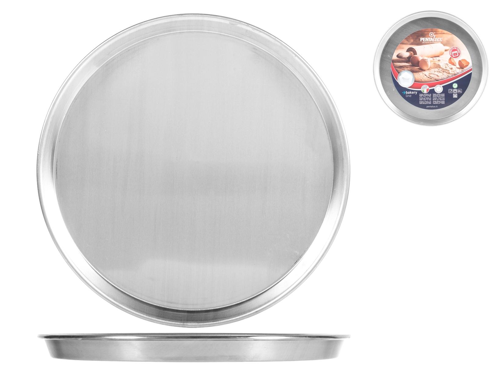 Tortiera In Alluminio Bassa Pizza Cm38