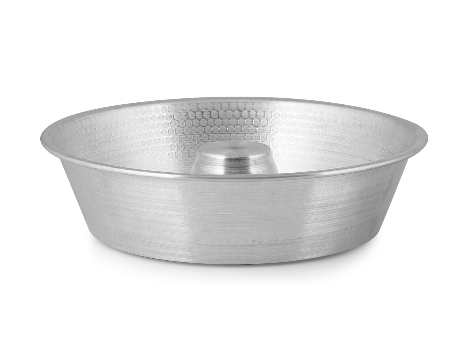 Forma Conica Liscia In Alluminio C/cono Cm22