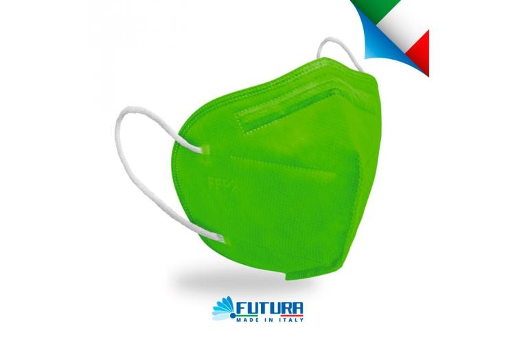 FFP2 Verde