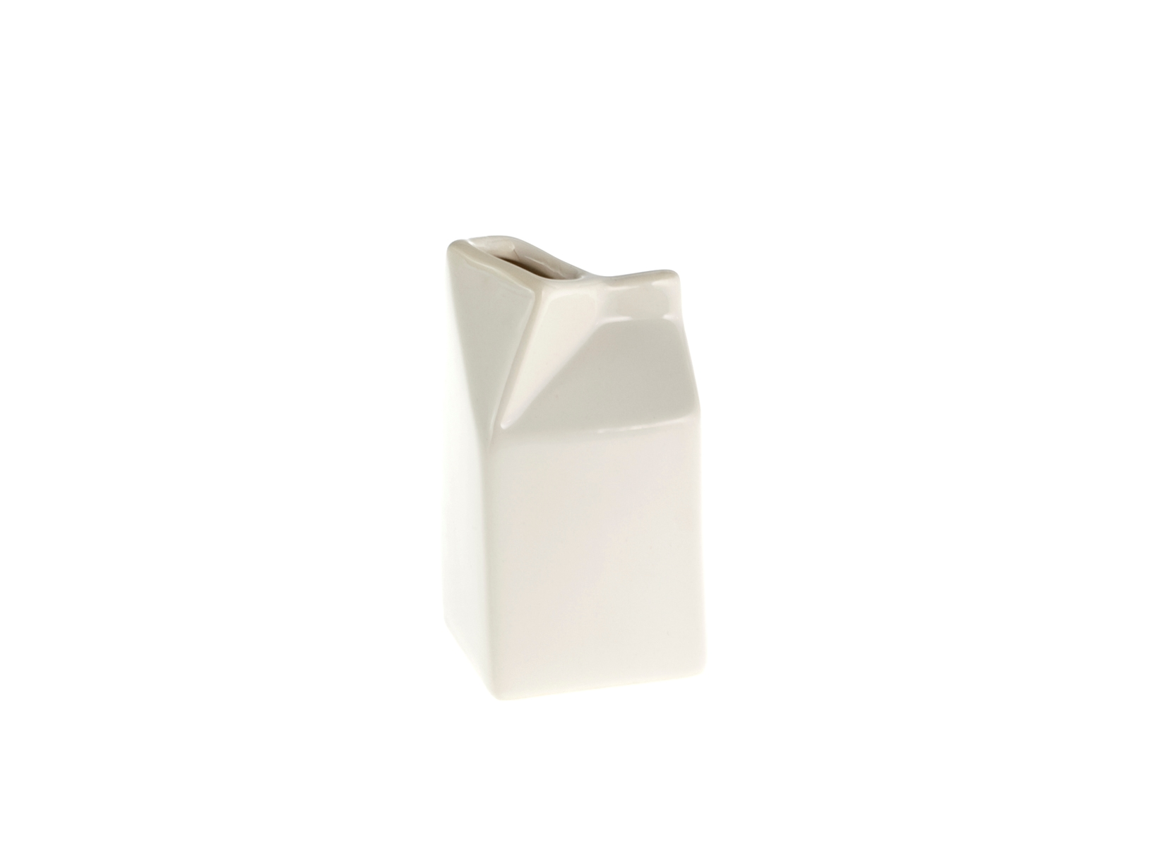 Lattiera Ceramica Bianco H.15 Cl45