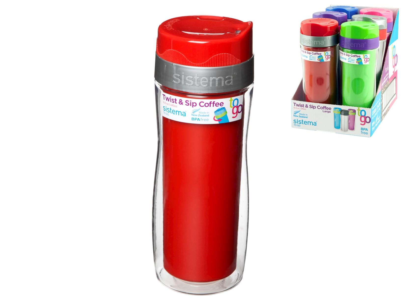 Bicchiere Polipropilene Coffee To Go Cc49    21478