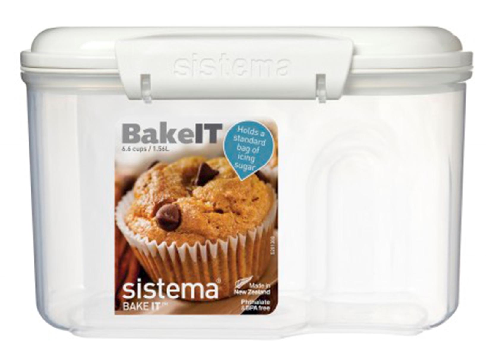 Contenitore Ermetico Polipropilene Bake It C/dos 1,5  1230