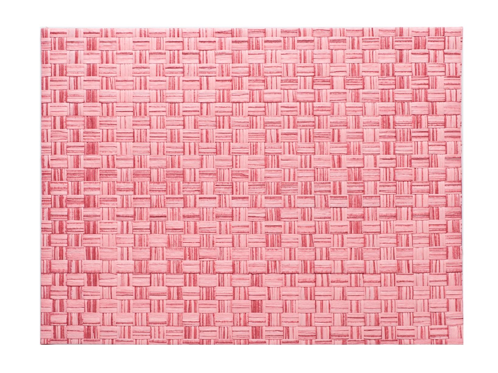 Tovaglietta Rettangolare Tranc 43x32 Rosa